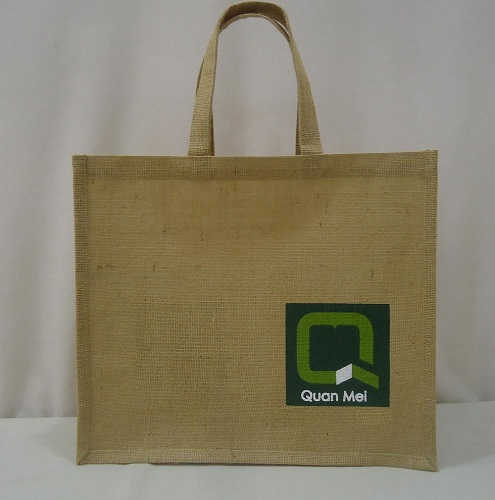 JUTE BAG, JUTE SHOPPING BAGS