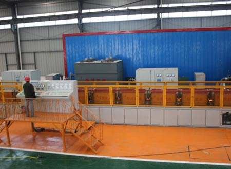Patented Automatic Steel Grinding Ball Production Line