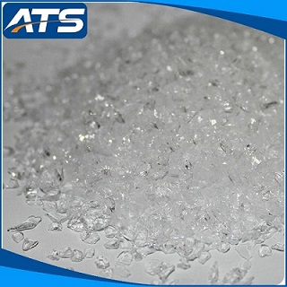 99.99% silicon dioxide crystal granule
