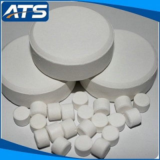 99.99% ZrO2 Zirconium dioxide sinter tablet