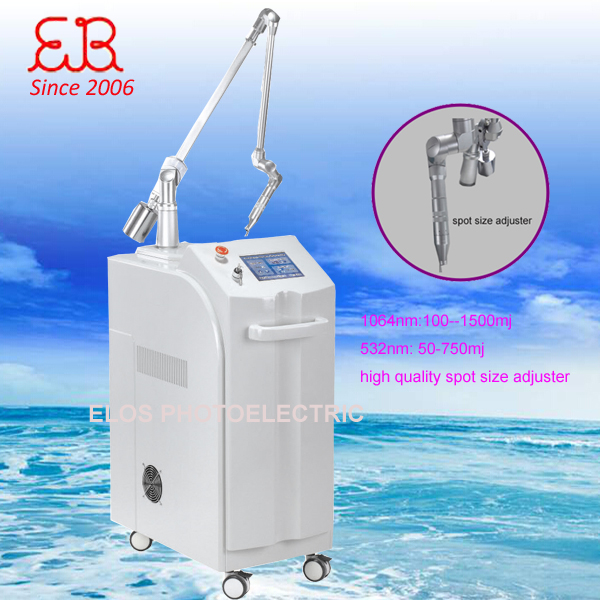 Nd Yag Laser tattoo removal machines for sale Tattoo Removal EB-QL6