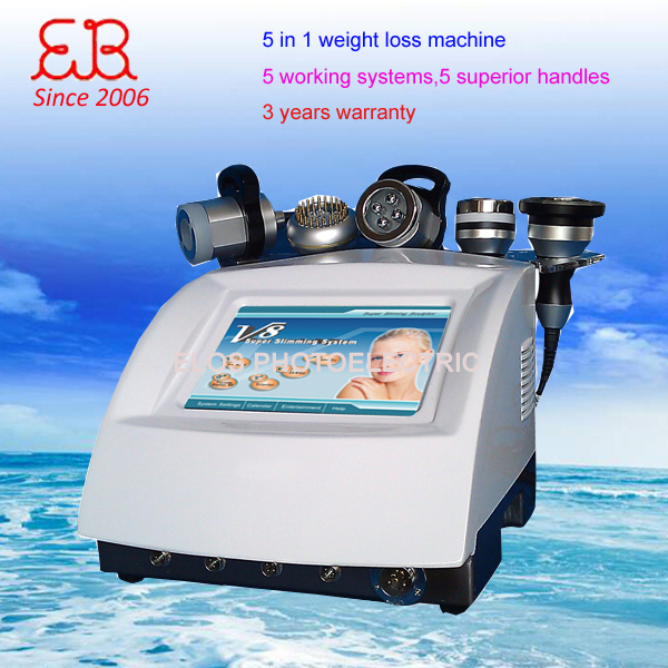 Slimming Machine cavitation machine for weight loss Cavitation Machine EB-WL4