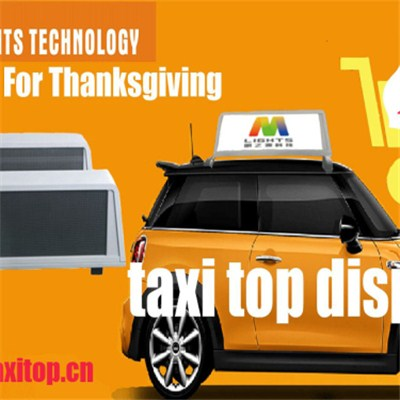 p4 taxi top display for sale