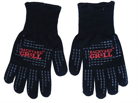 Double layers Oven gloves