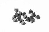 thermally stable polycrystalline diamond Triangle PCDT4×4×2.6