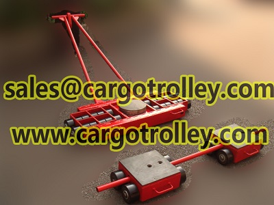 Cargo trolley price list and pictures