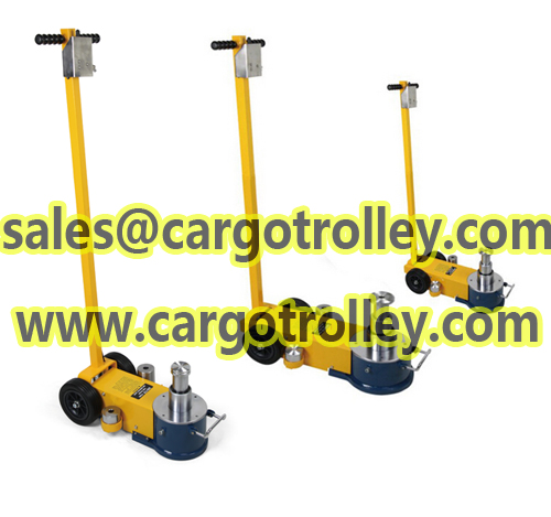 Air trolley jack with high quality