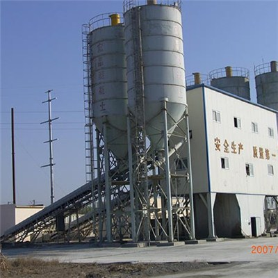 HBS150 Concrete Mixing Plant