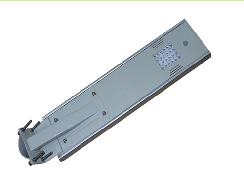 15W Integrated solar street light PIR motion ,solar street light long woking time high efficiency.