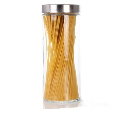 Pasta Storage Glass Mason Jars
