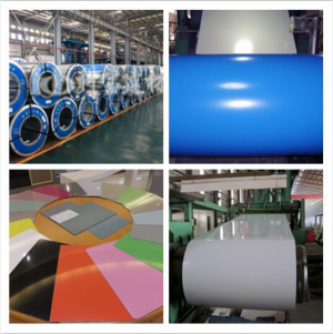 PE/SMP/HDP/PVDF Paint Coating PPGI