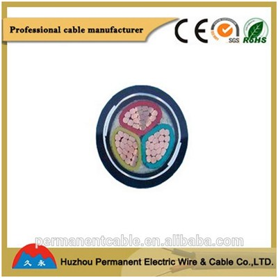 Aluminum Conduct PVC Power Cable