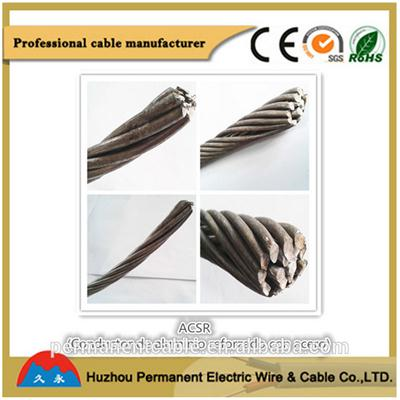 Acsr Aluminum Conductor Steel Reinforced Power Cable