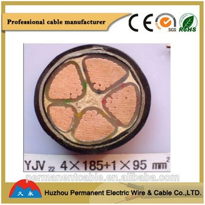 PVC Steel Tape Armored Power Cable