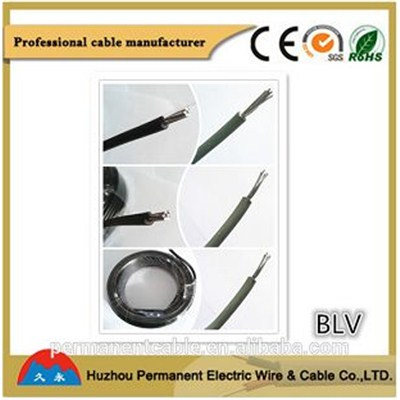 Aluminum Conduct PVC Insulated Single Wire