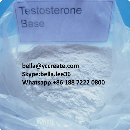 Raw Steroid Powder