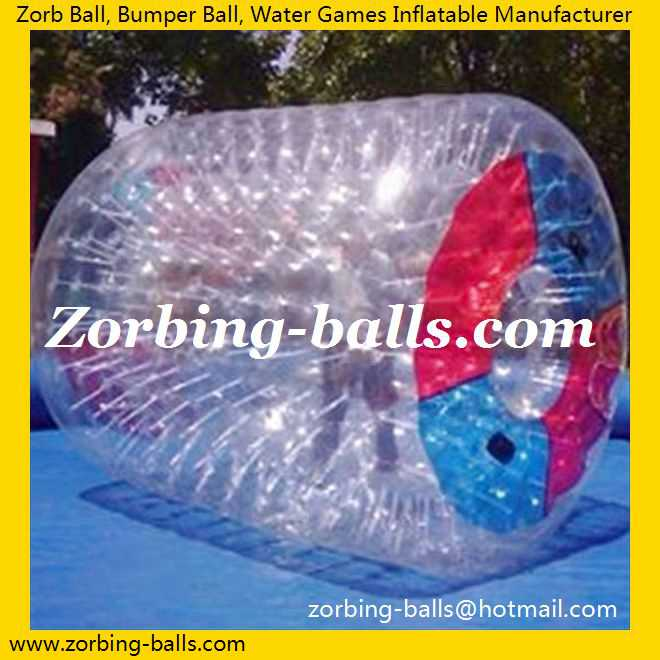 Inflatable Roller Ball, Inflatable Wheel, Inflatable Wheel Roller, Zorbing Roller