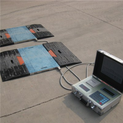 PA Dynamic Portable Axle Scale