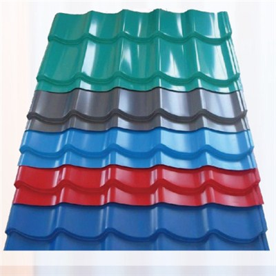 PPGI Roofing Steel Sheet