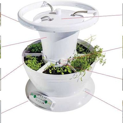 BYXAS Multifunctional Intelligent Flower Pot FP-188