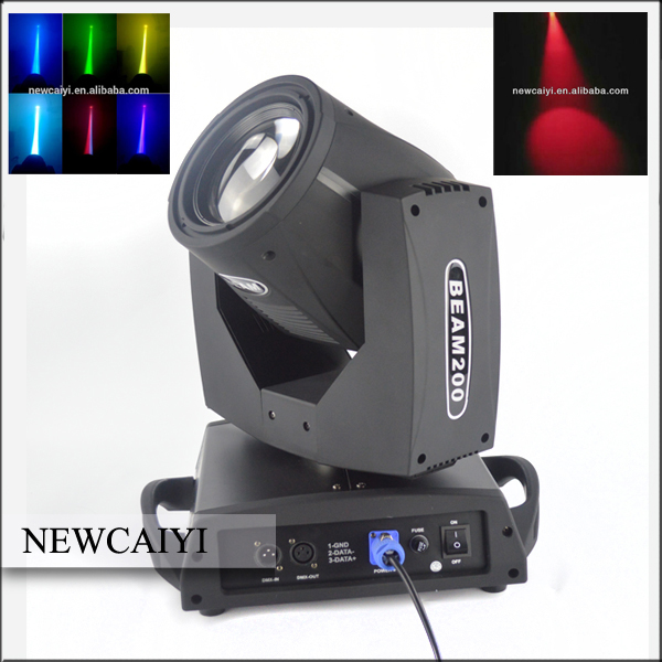 200w sharpy led moving head lights