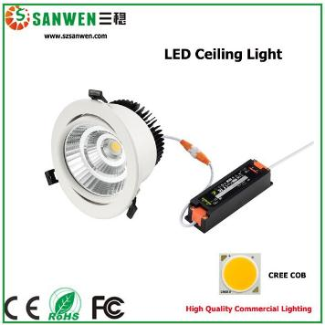 LED Recessed Ceiling Light