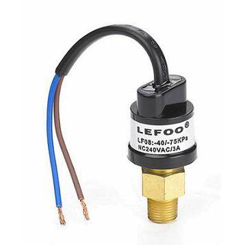 LF08-V Vacuum Pressure Switch