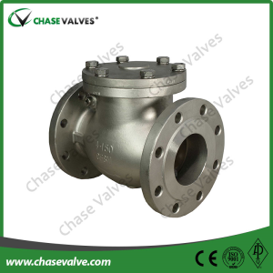 cast steel check valve RF Flange Cast Steel Check Valve