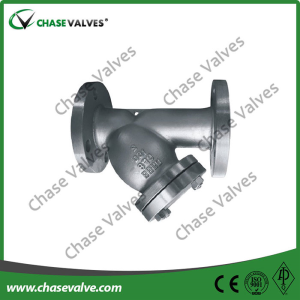 Cast Steel Y Strainer Supply