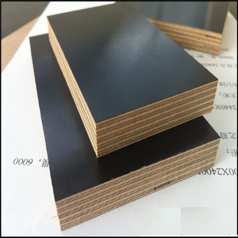 hot sale black concrete formwork film faced plywood
