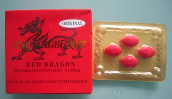 Red Dragon Male Natural Herbal Sex Medicines