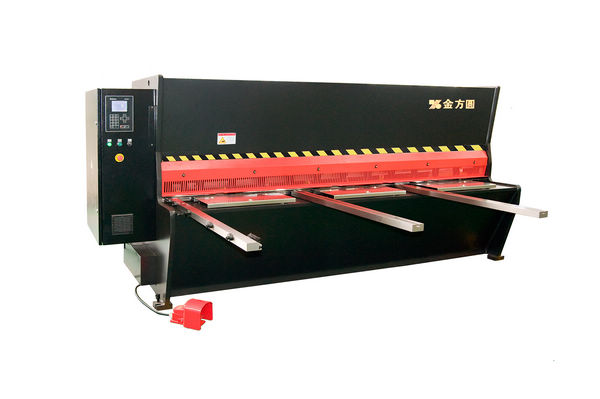 VR Series CNC Guillotine Shear VR10X4000