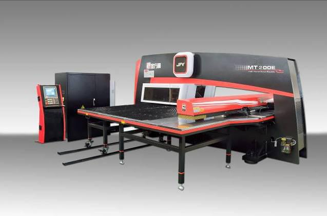 MT Series Single-Servo CNC Turret Punch Press MT-200E