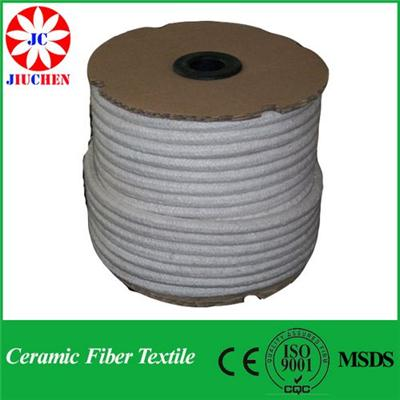Twisted Rope Square Ceramic Fiber