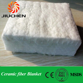 JC HZ 1430C Ceramic Fiber Blanket for Industrial Furnace