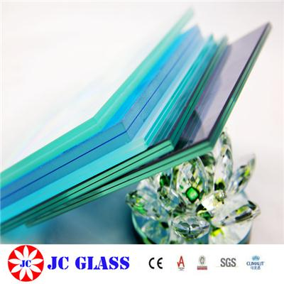 12.38mm Laminated Glass For Building Curtain Wall