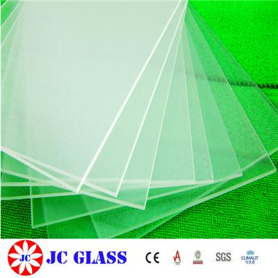 4mm Low-Iron Tempered Glass For Glass Panel