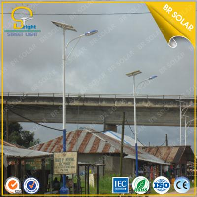 Provide 45W 8M height solar lighting from China