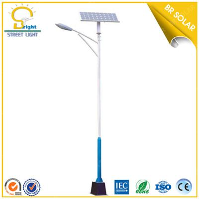 Yang zhou BR Solar 30W solar light with 6m height pole