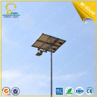 China Powerful and hi-efficient 45W 8M height solar light