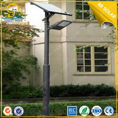 9W Powerful LED Lamp Solar courtyard lighting with Gelled Battery