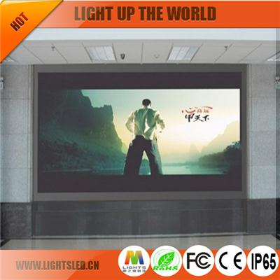 P25 led curtain display screen importer