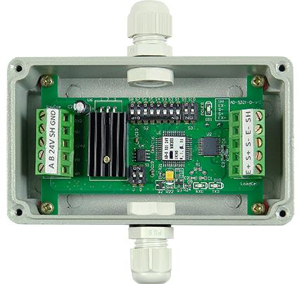 Digital Weight Transmitter