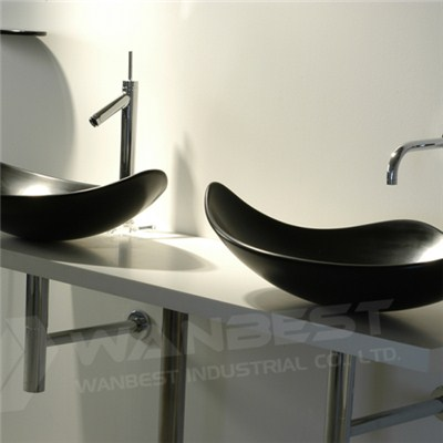 Hi Macs Thermoformed Black Basins