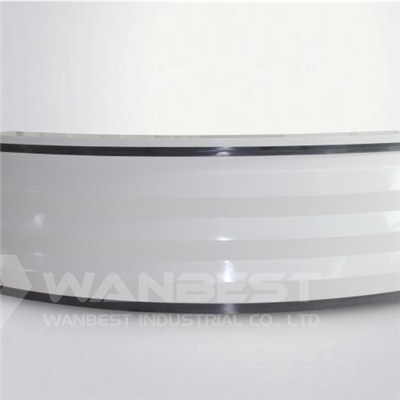 Big Circle Reception Counter