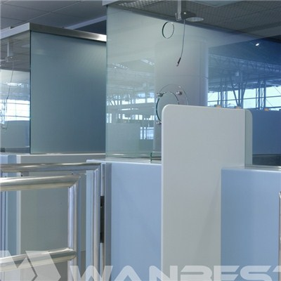 Hi Macs Prague Blue And White Passport Desks Airport