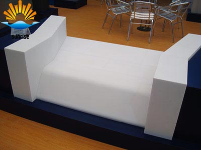 Alpha beta Fused cast Alumina Block
