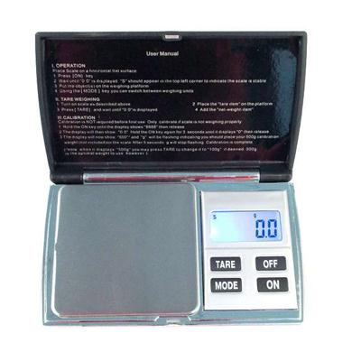 BYXAS Digital Scale BS-603