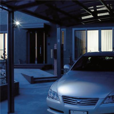 BYXAS Outdoor LED Sensor Carport Light SL-091