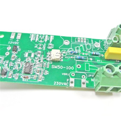 ONE-Stop SMT PCB Assembly Services